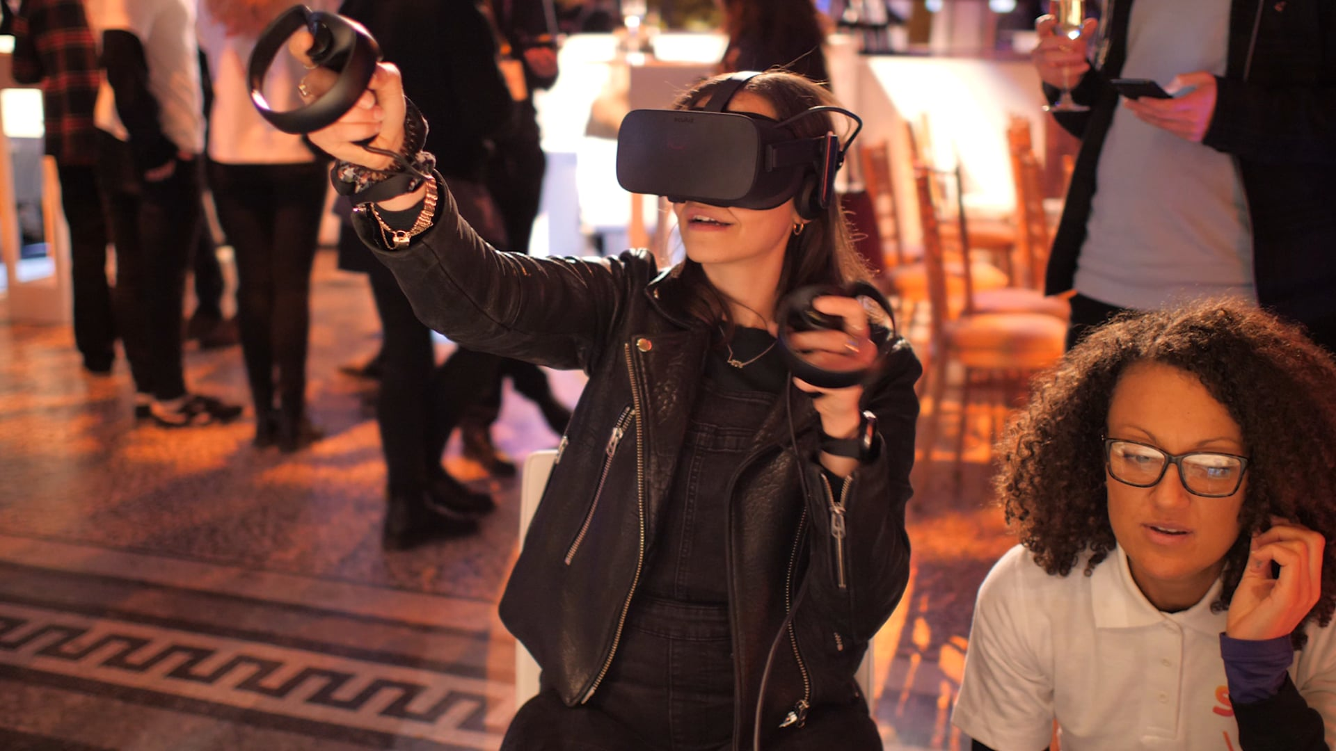Presentación Sky VR - Hold The World Launch | Event Concept Ltd. | UK