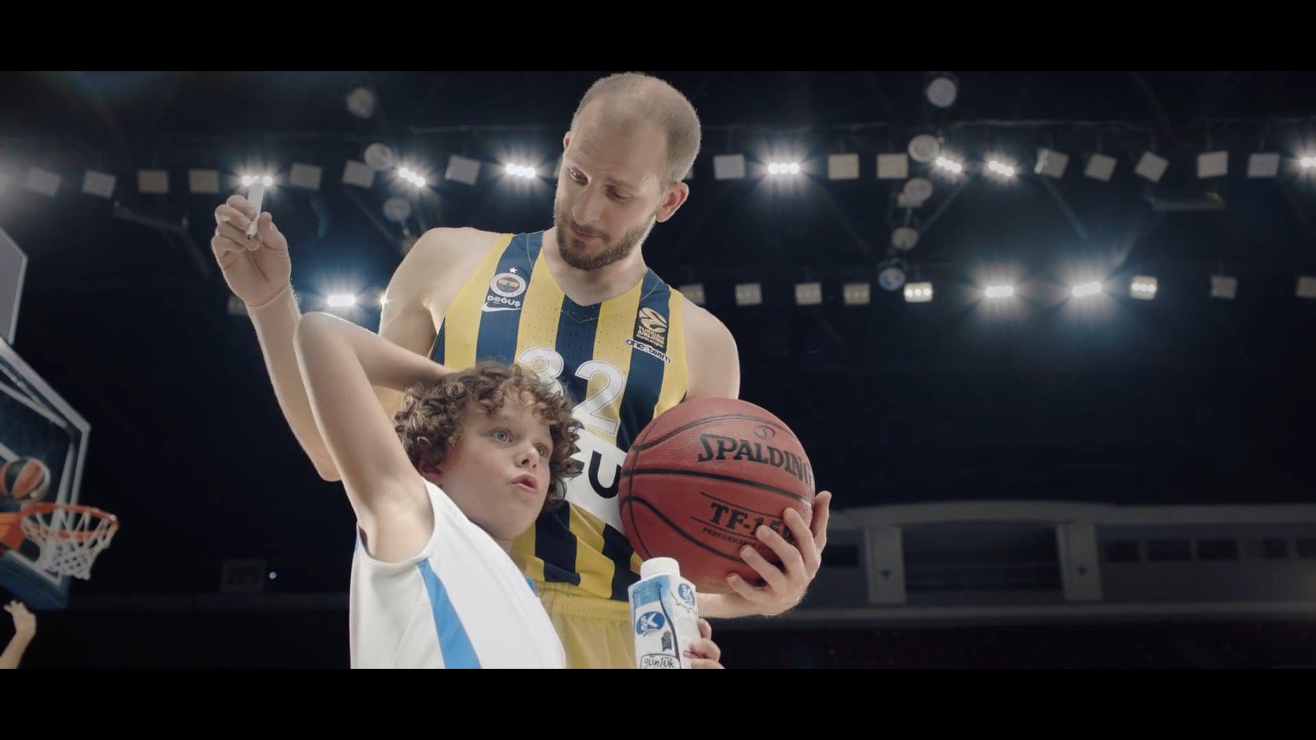 Ahmet Uygun -Sek Milk Euro  League