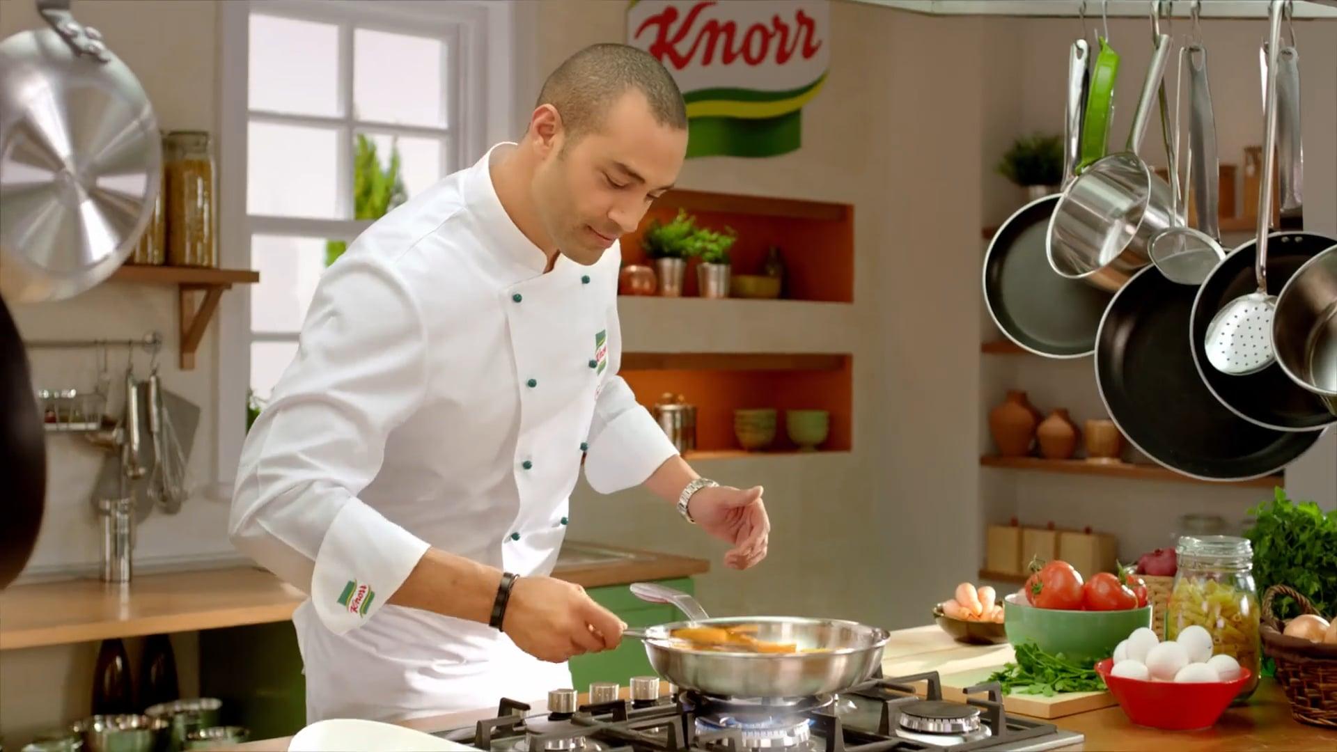 Ahmet Uygun -Knorr Vegetar - Arabic Mena