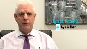 Bruce Przepis - Bringing in Expert Testimony
