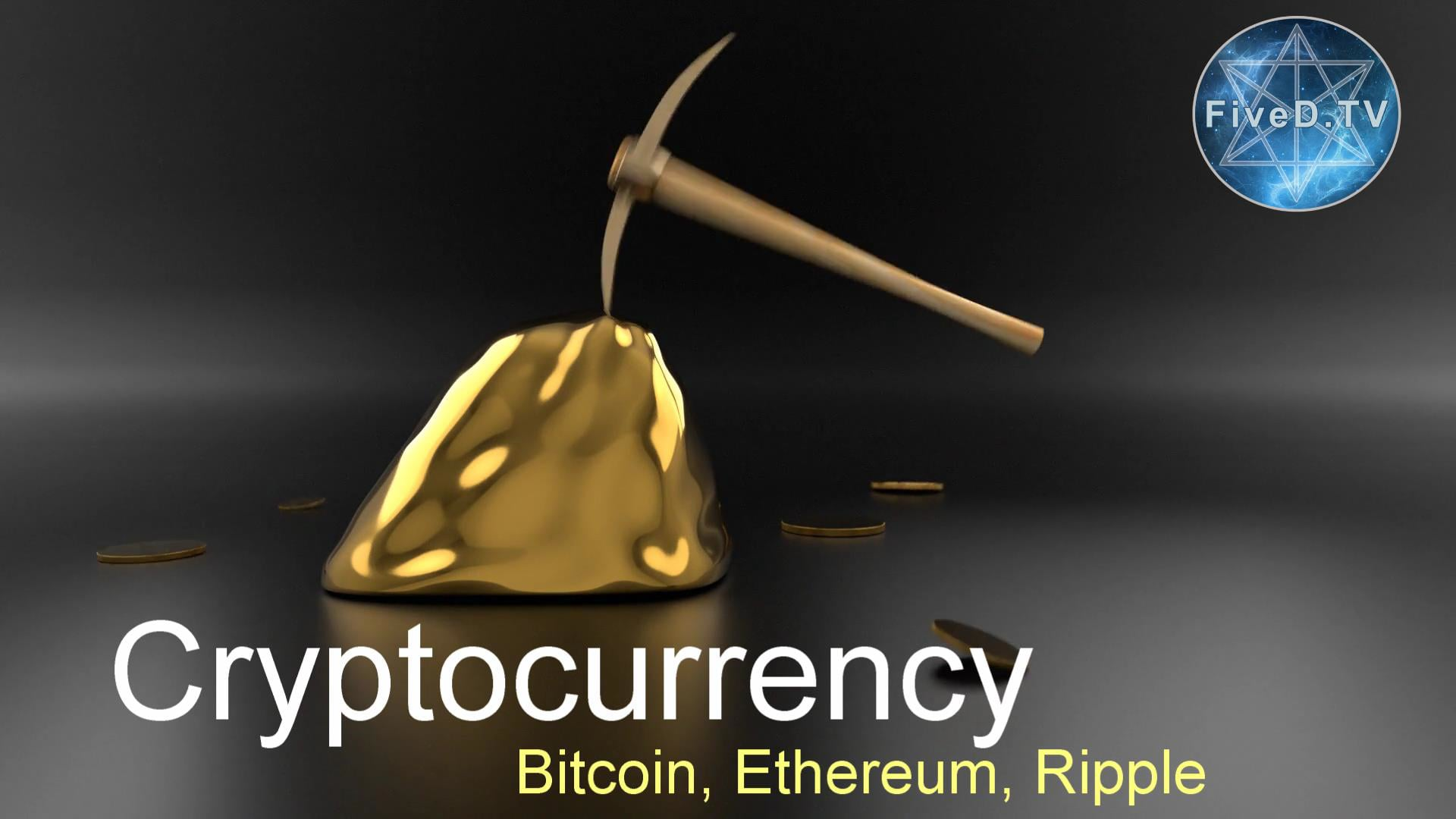 Trailer for Cryptocurrency Episodes on FiveD.TV