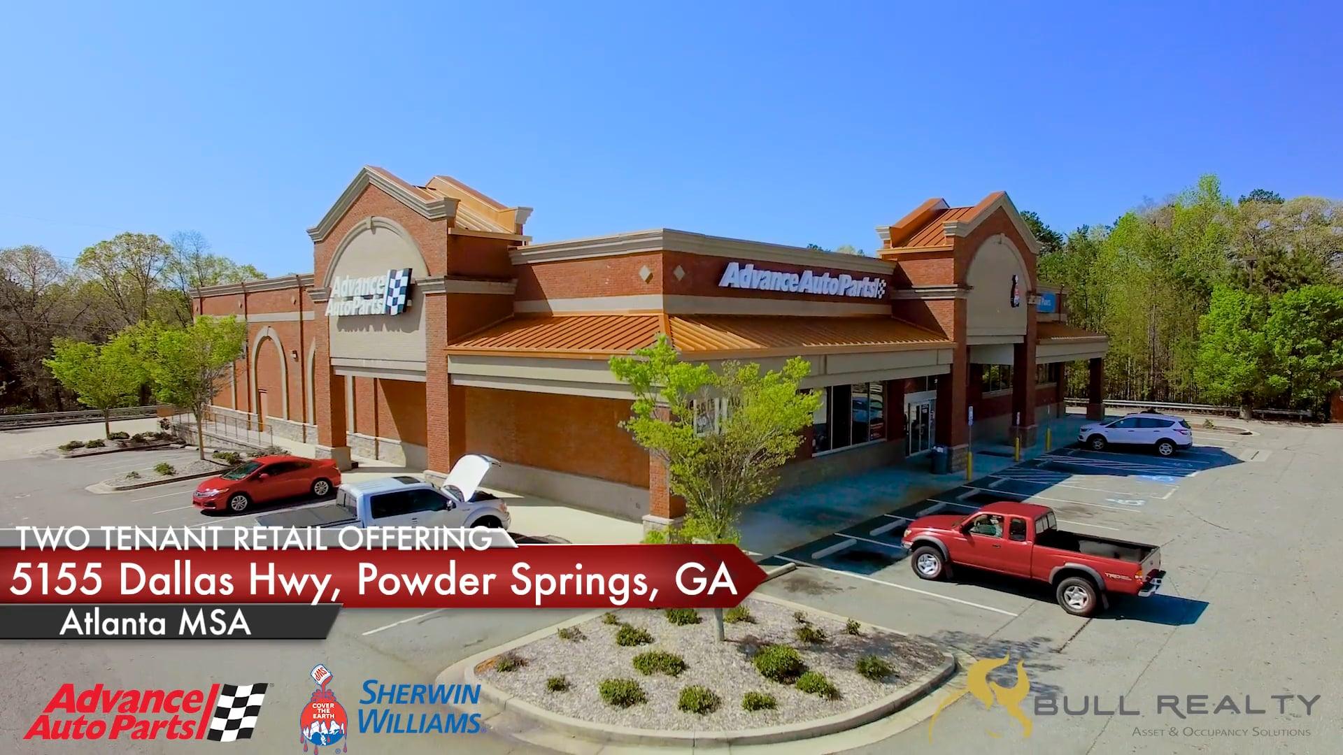 5155 Dallas Hwy, Powder Springs, GA 30127 - Bull Realty