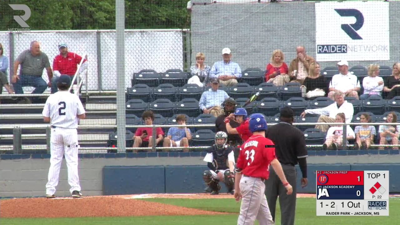 JV Baseball-2018-Apr-24-Jackson Prep