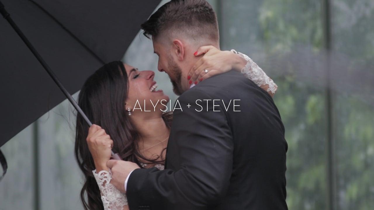 alysia + steve | wedding film.