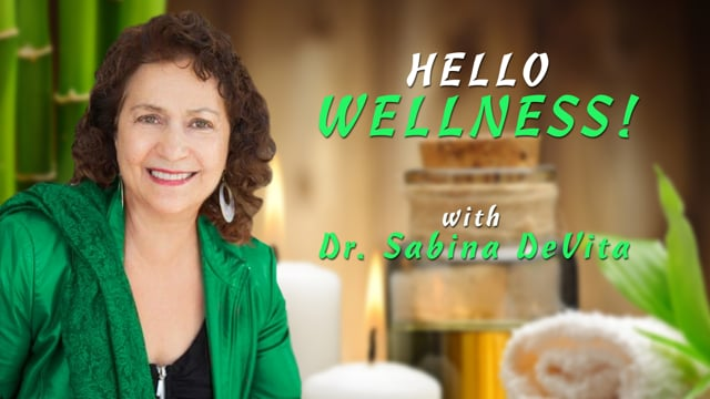 Hello Wellness! The Awareness Mirror.