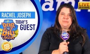 Rob's Big Losers: Rachel Joseph is the WINNER!