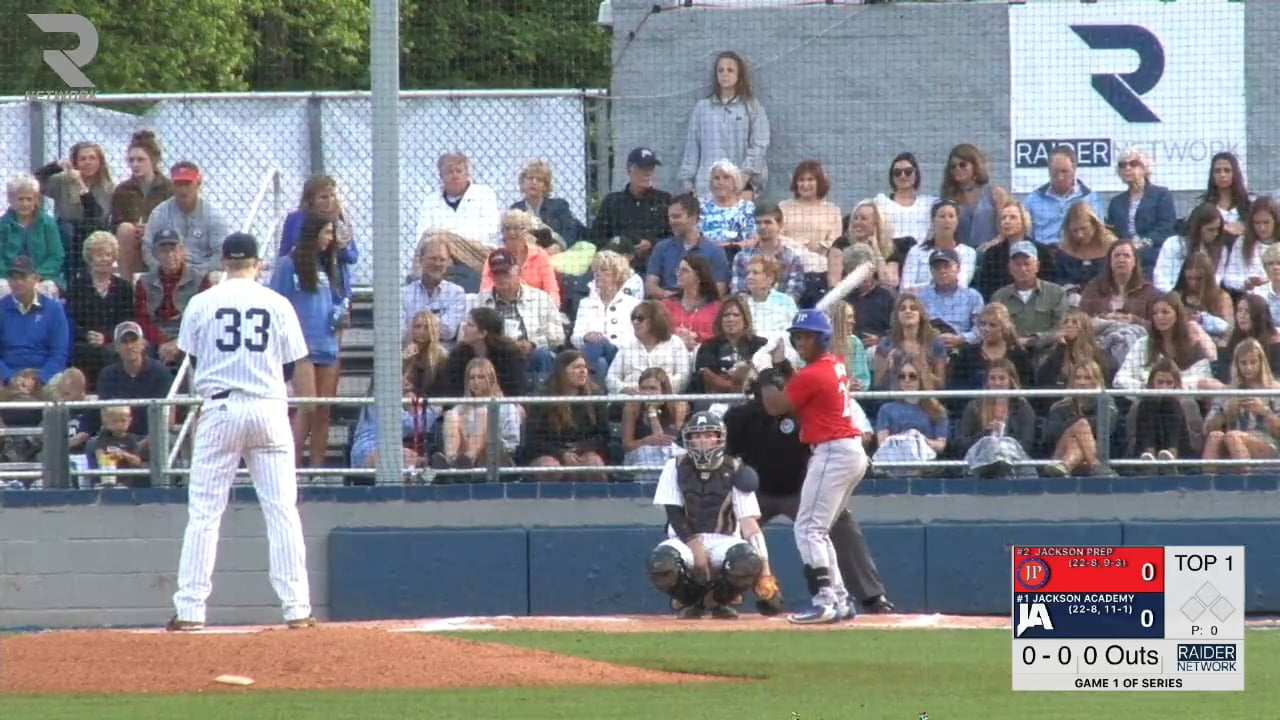 Varsity Baseball-2018-Apr-24-Jackson Prep