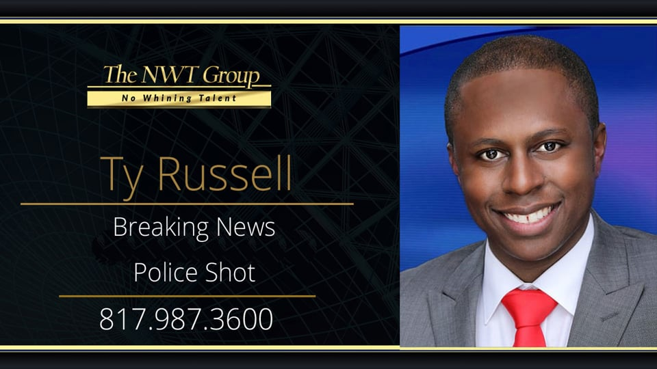 """Break Coverage """"Police Shot"""""""