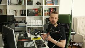 Praca nad aranżacją i edycja audio