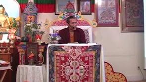 Mahamudra Experiential Teaching - Yangsi Rinpoche - 8 parts