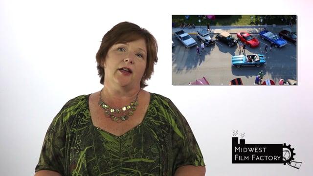 Teresa Harmeyer In Studio Testimonial with Special Effects