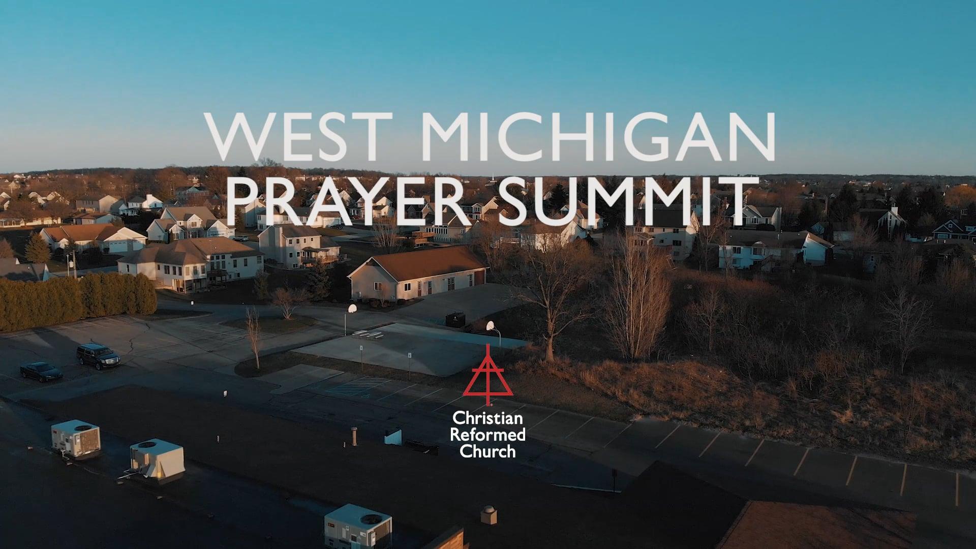 Prayer Summit 2018 West Michigan Highlights