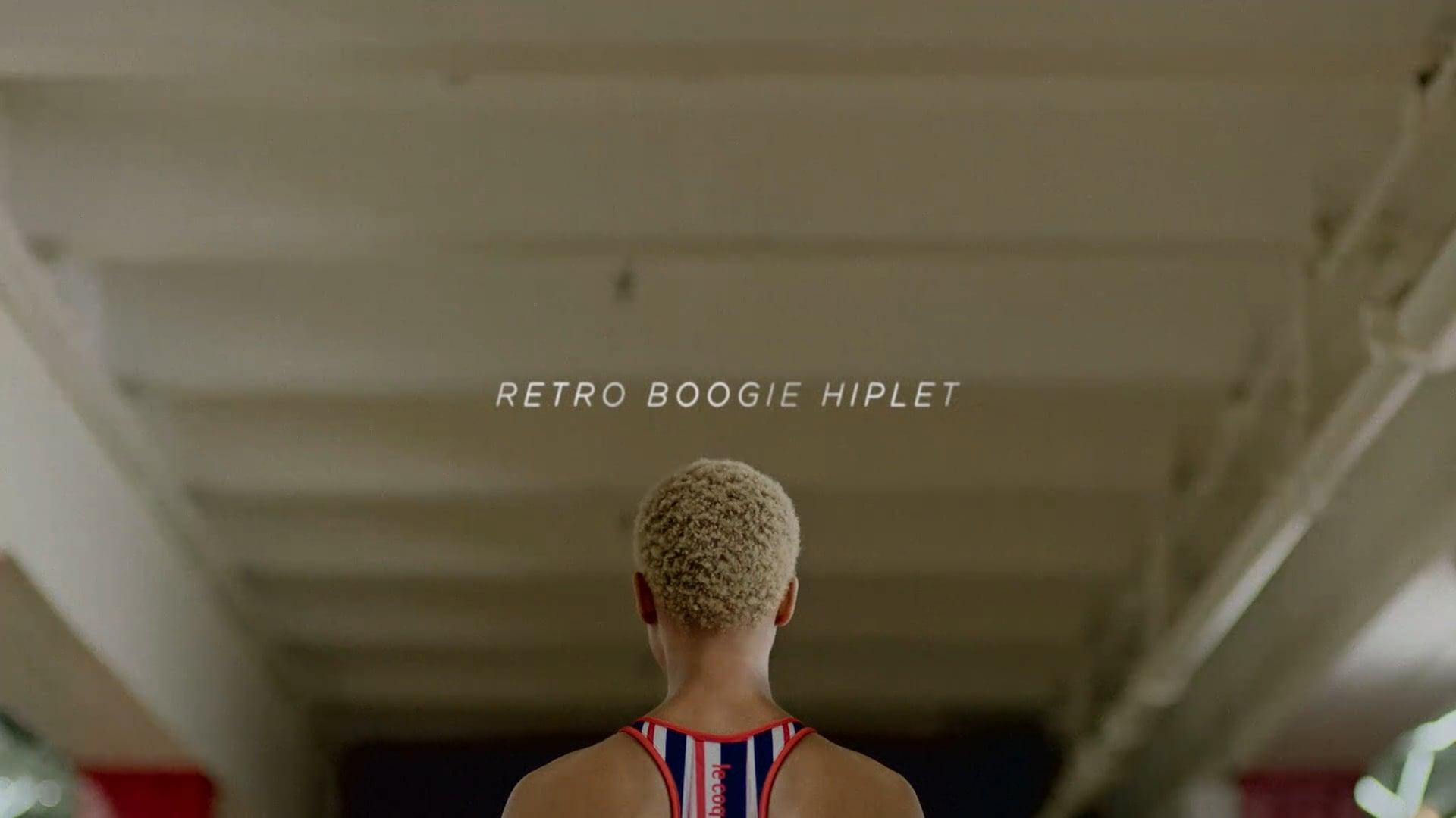 Le Coq Sportif - RETRO BOOGIE HIPLET