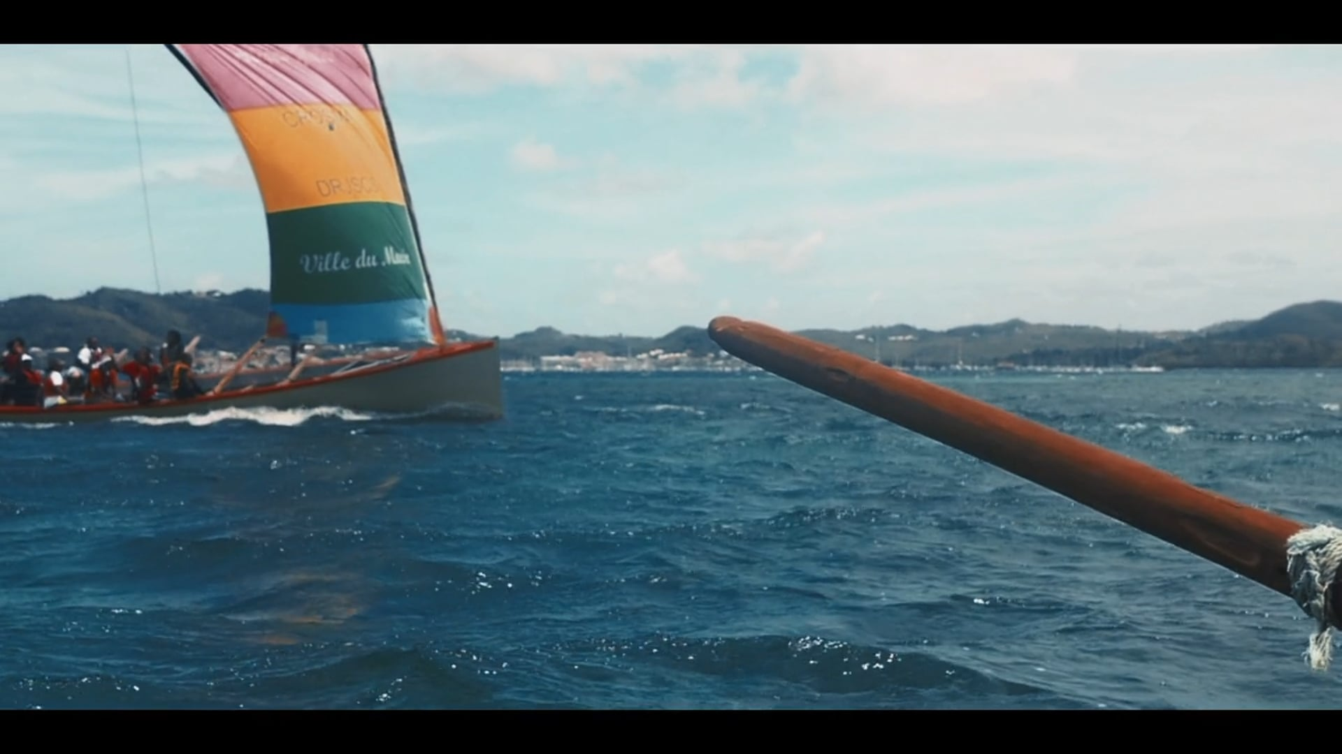 Beyond the beach Martinique (Promotional video clip)