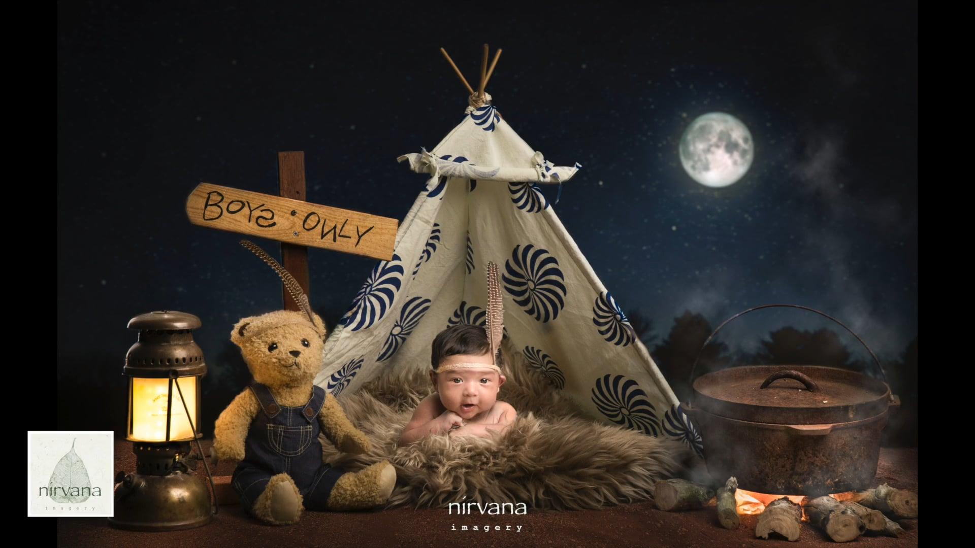 Newborn Camping Set