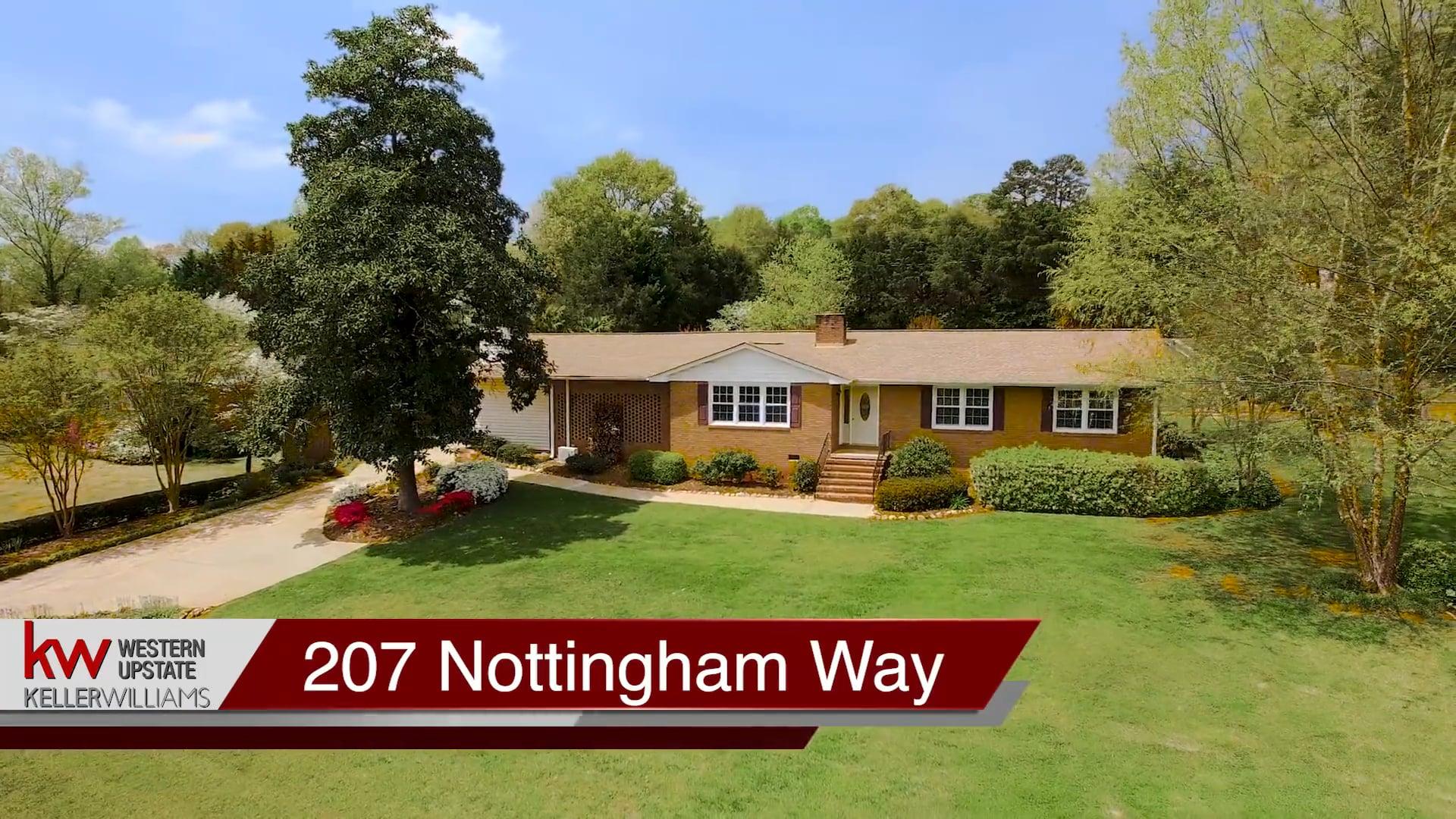 207 Nottingham Way - Anderson, SC 29626