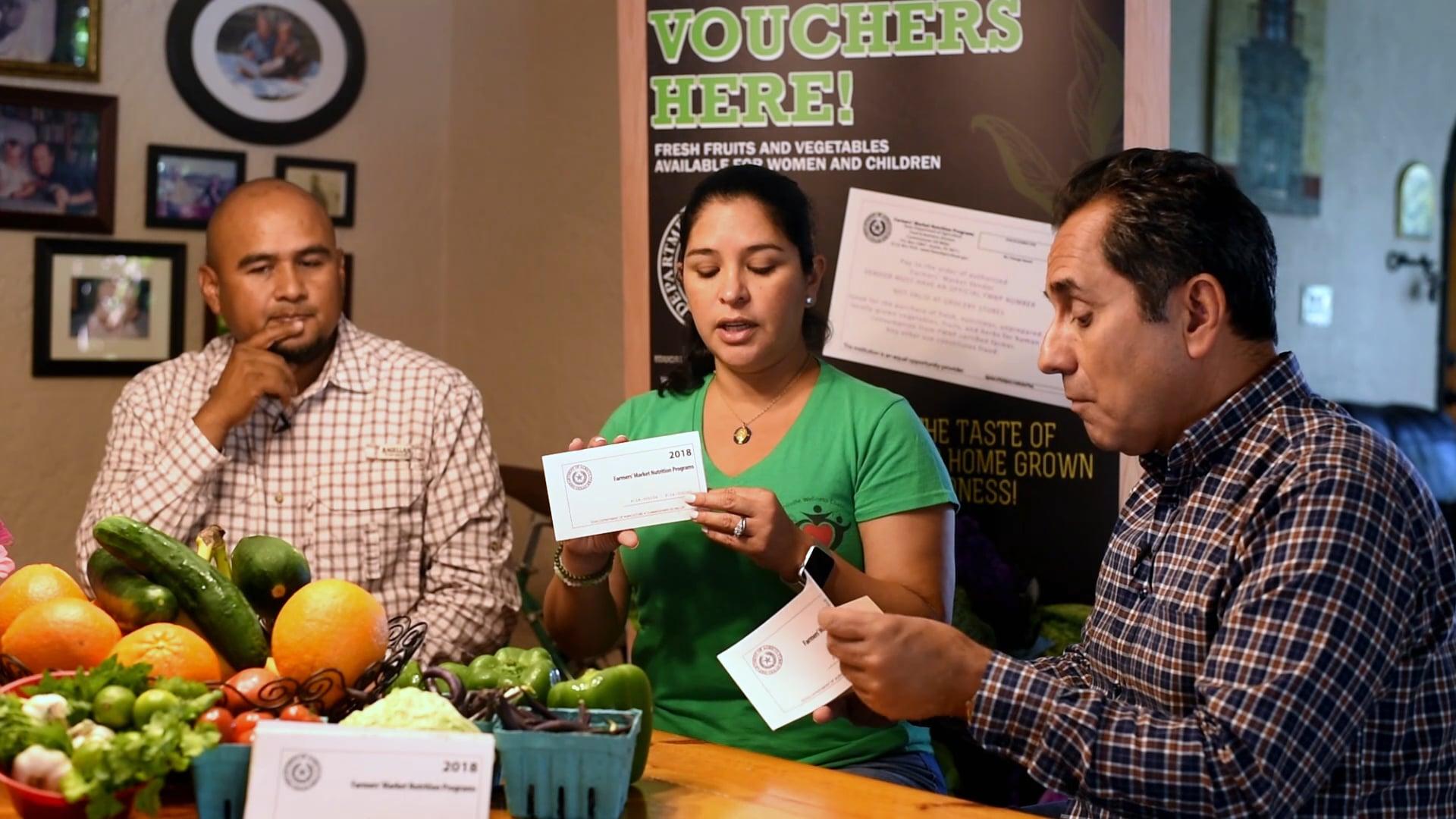 Tu Salud Si Cuenta- Programa de Nutrición de Mercados Agrícolas del WIC