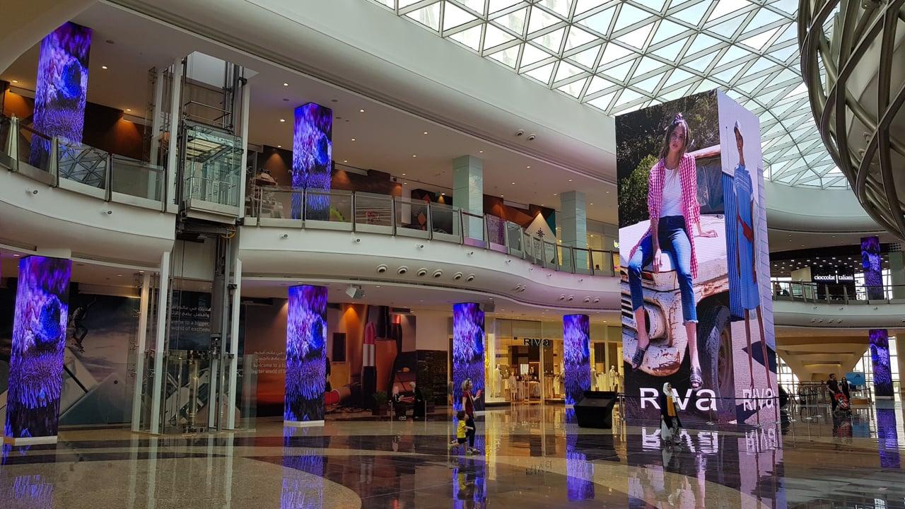 Dynamo LED Showreel 2018
