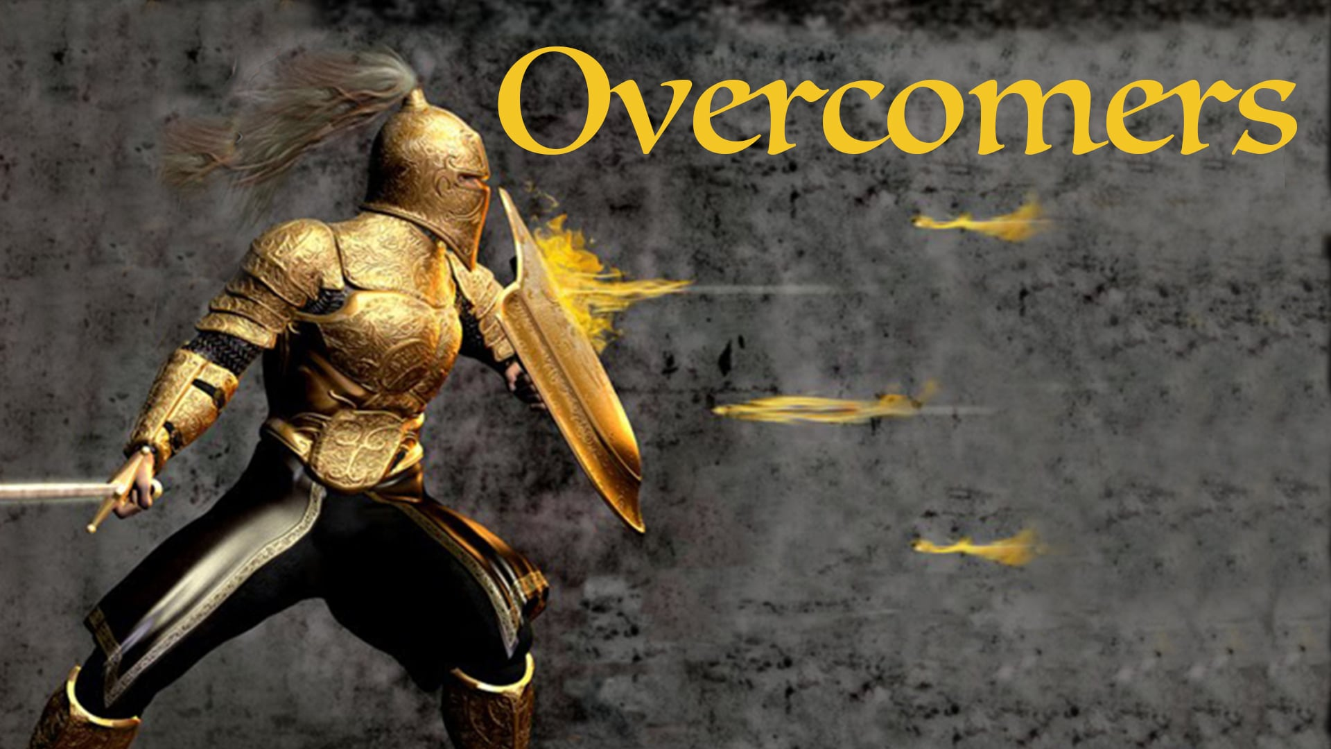 Overcomers - Part 3