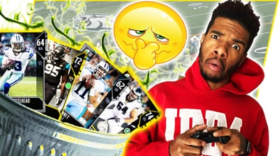 ALL THIS TRASH HAS ME FEELING SOME TYPE OF WAY! - MUT Wars Midweek Match-Ups