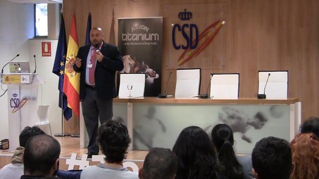 José Vicente Grau · Selección genética en perros de deporte