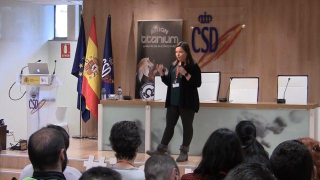 Mónica Pacheco · El dopaje en perros de deporte