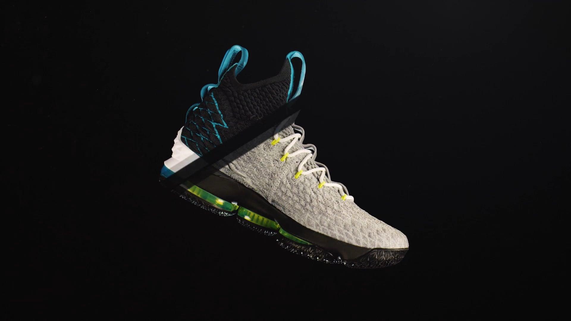 Nike :: Lebron Watch