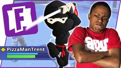 Ninja - Fortnite w/ Trent (5/2/18)