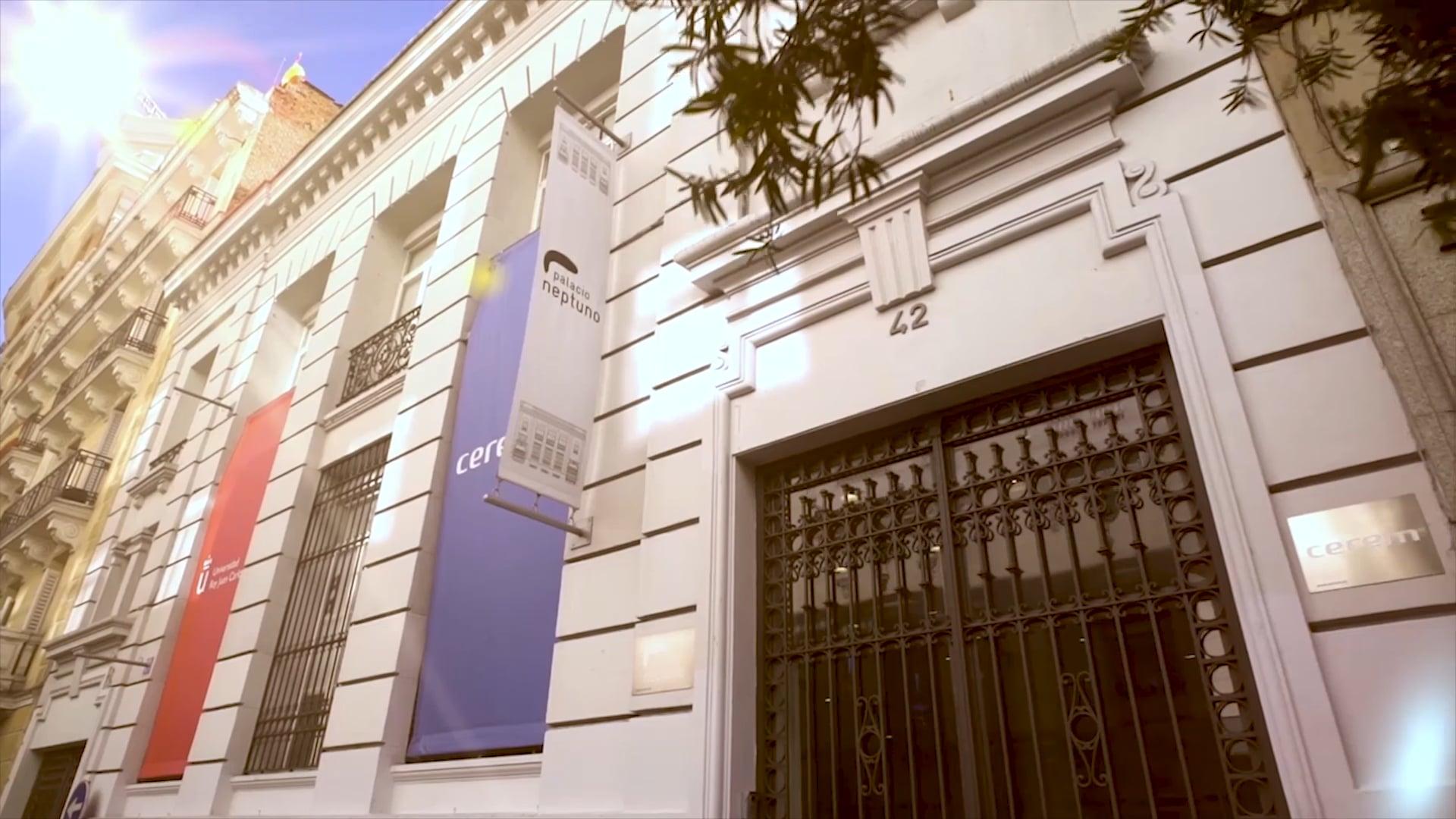 Palacio Neptuno Corporate Video