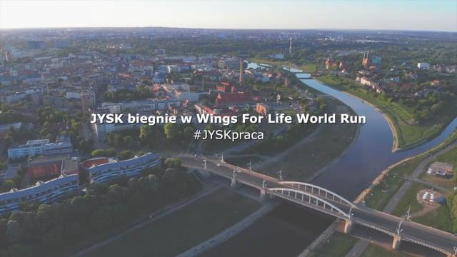 JYSK - Wings For Life World Run 2018