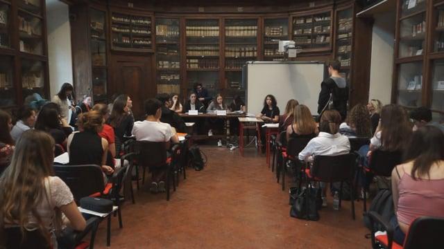 07/05/2018 Legalità in classe, la simulazione di un processo