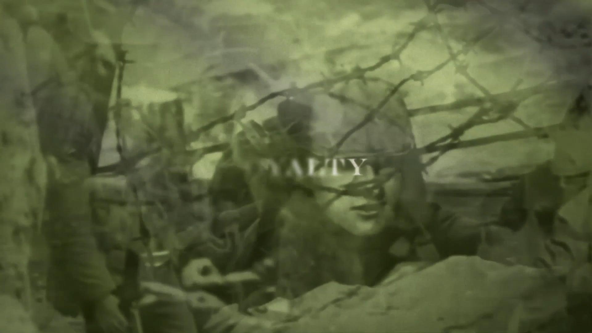World at War Intro