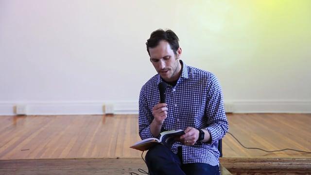 Charlie Wirene reads Bridge Builder