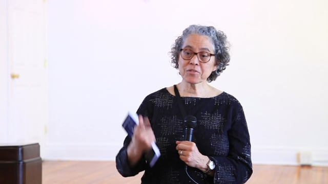 Dr. Mindy Thompson Fullilove on writing Homeboy Came to Orange with her father