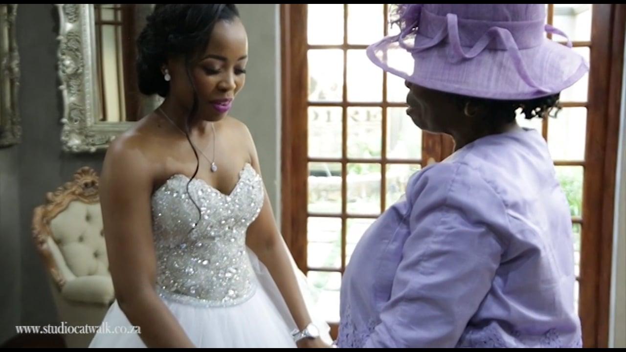 Belusi + Sibongile Wedding Highlight Film