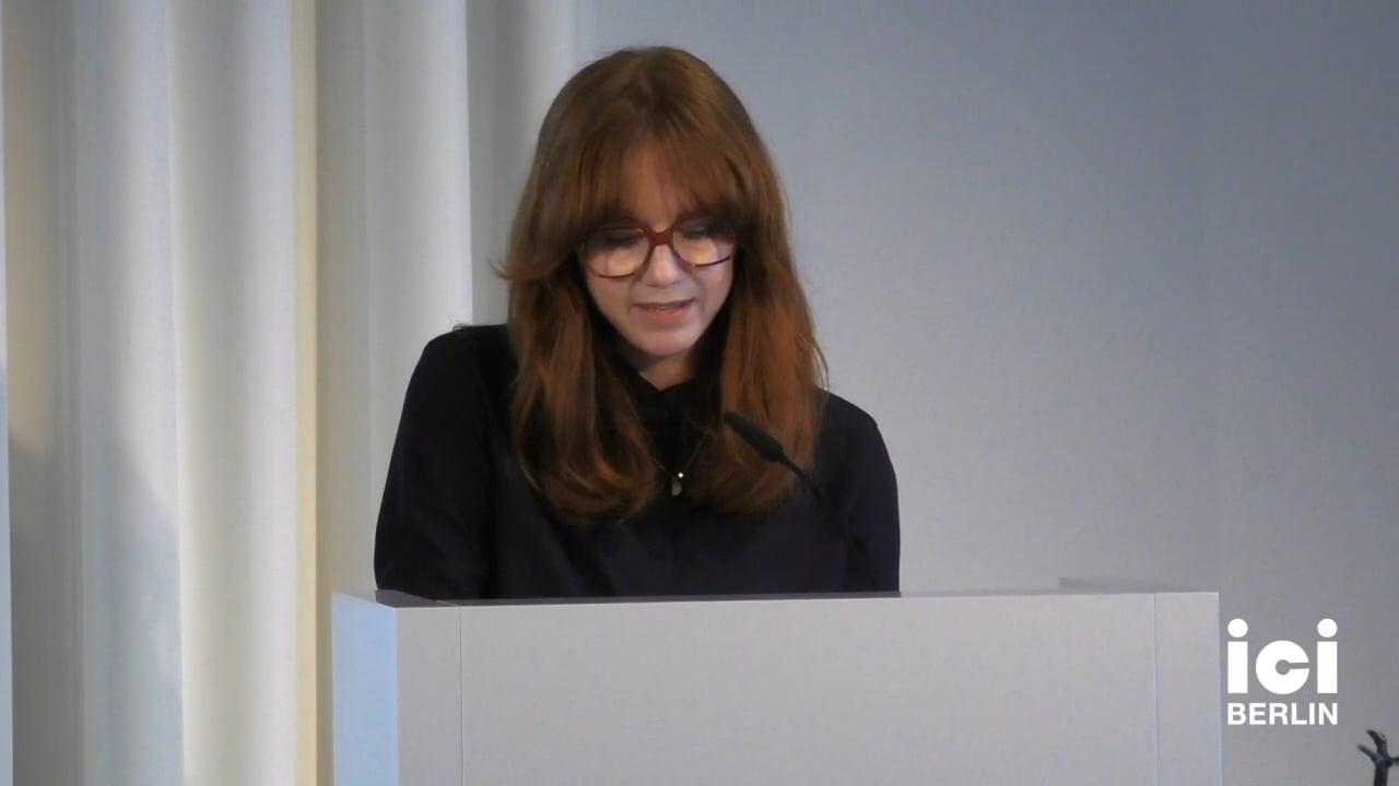 Introduction by Nadine Hartmann