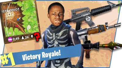 THE BEST GAME I'VE EVER PLAYED! - FortNite Battle Royale