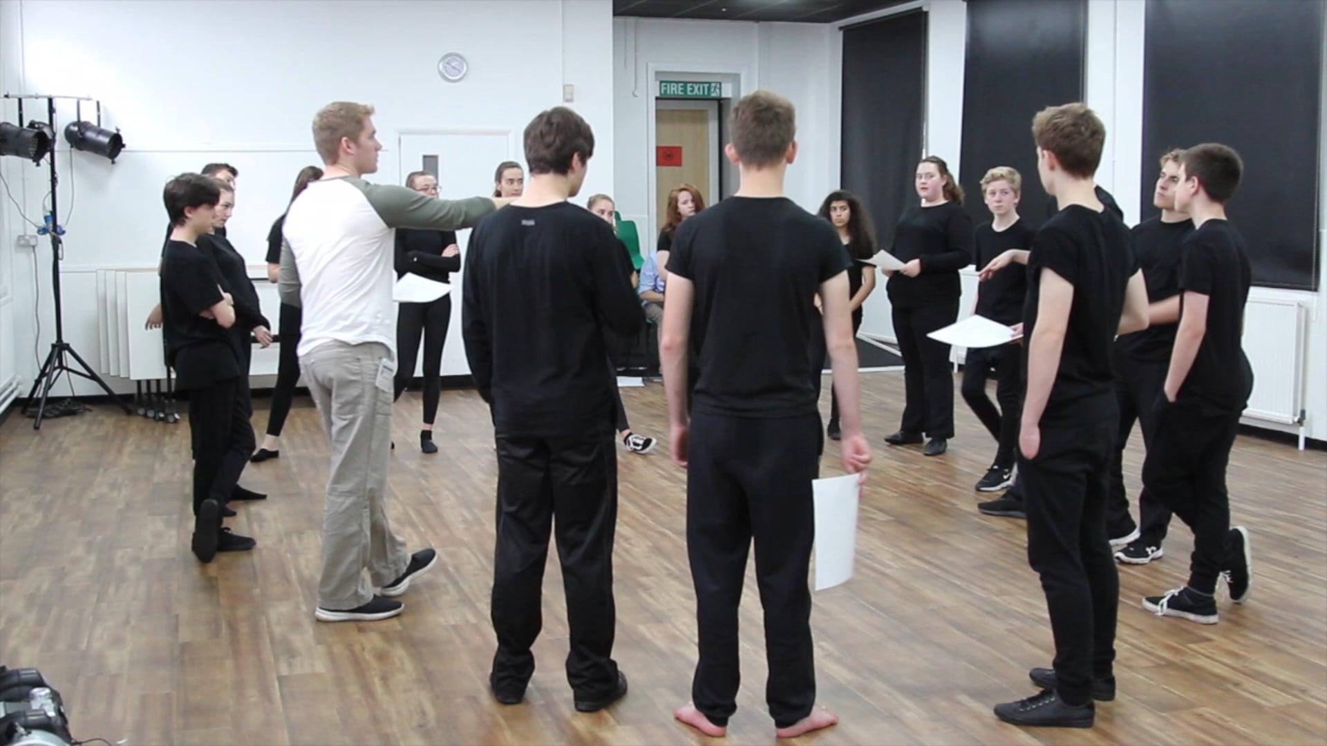 Just Some Workshops - Drama & Devising