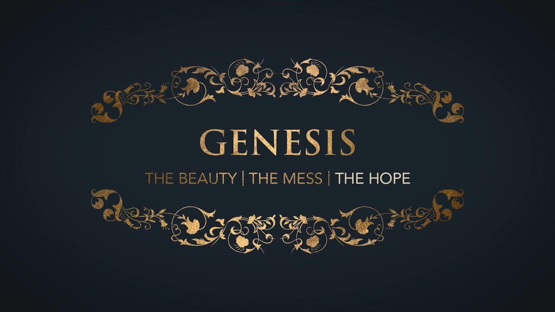Week 6: Genesis: Hope in the Unseen God