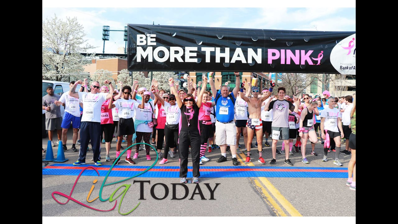 Race For the Cure 2018