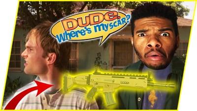 DUDE! WHERE'S MY SCAR?! - FortNite Battle Royale