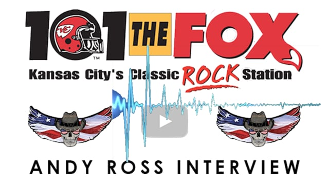 Andy Ross interview test audio wave effect  :59