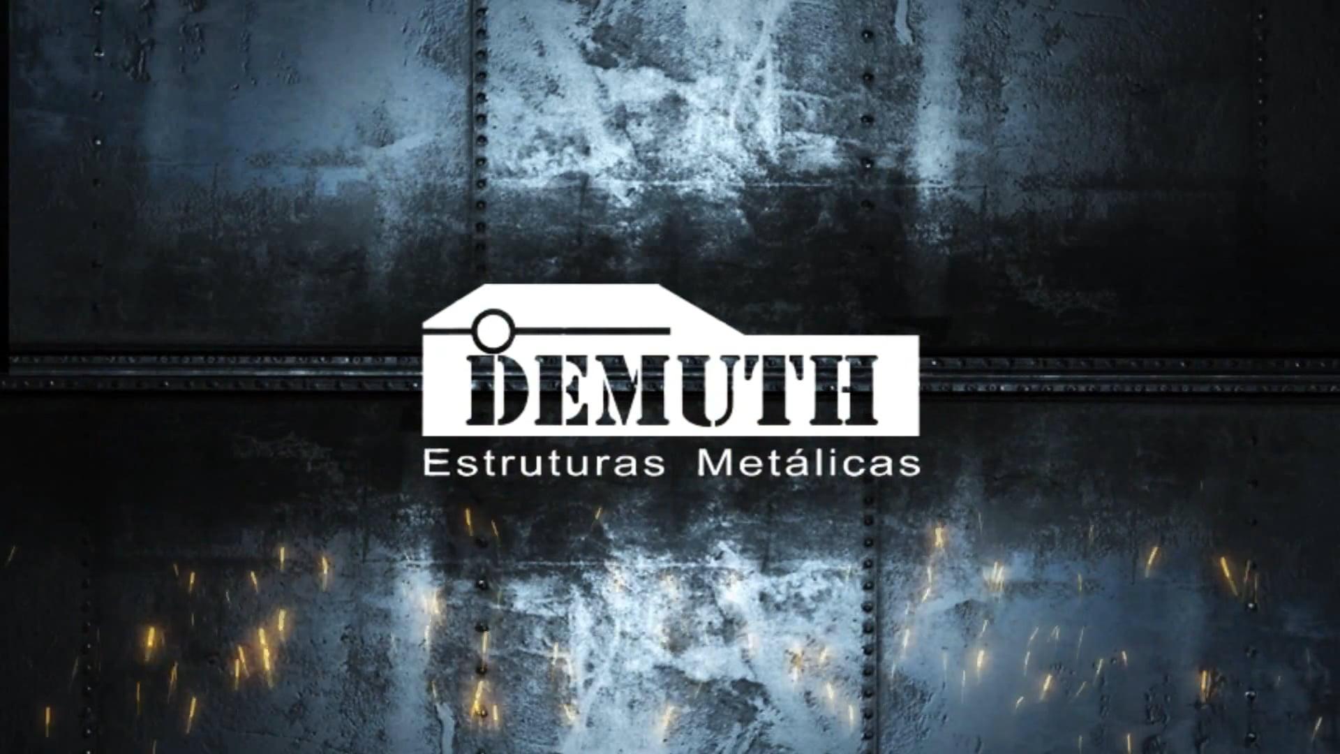DEMUTH Estruturas Metálicas - Metallic Structures