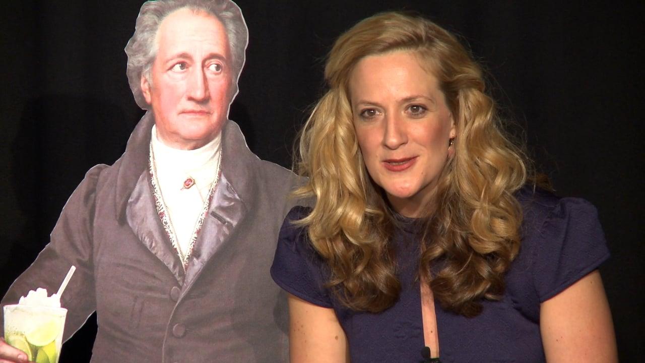 """Goethes """"Urworte, orphisch"""", rezitiert von Anna Magdalena Bössen"""