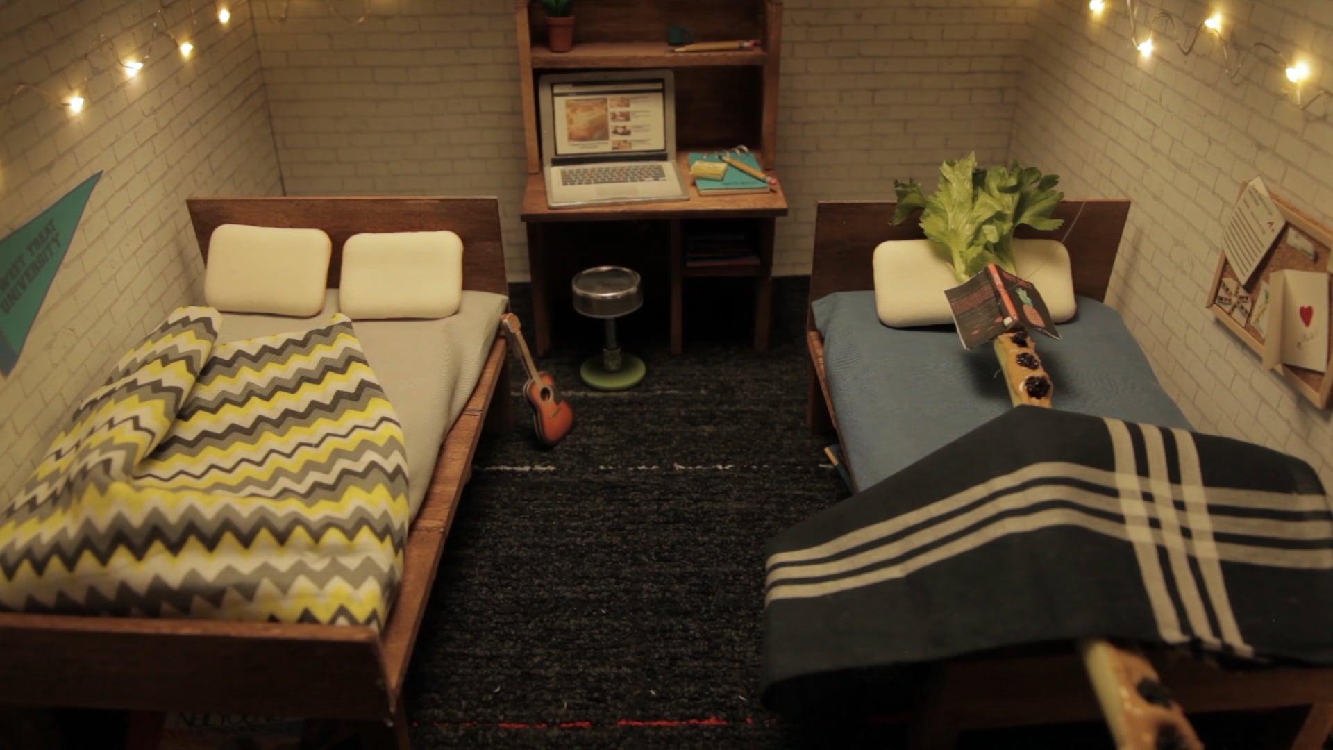 "Episode 1: ""Dorm Room Dessert,"" Video Series, Hearst Digital Media"