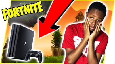 THESE PS4 NINJAS HAVE ME WORRIED! - FortNite Battle Royale