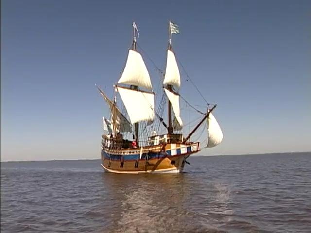 Sailing the Elizabeth II