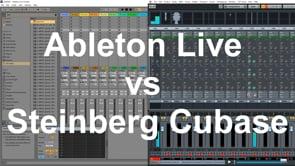 Cubase vs Ableton Live