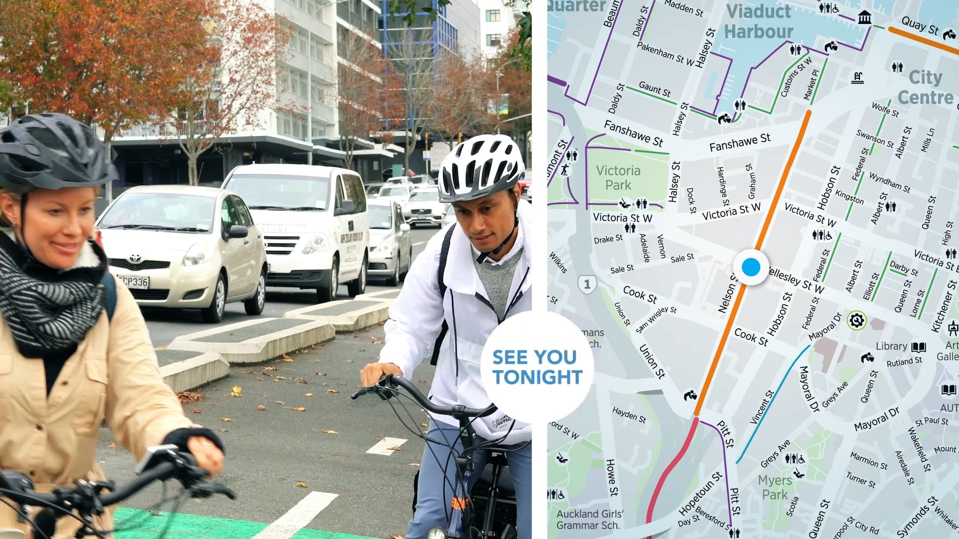Auckland Transport Cycleways