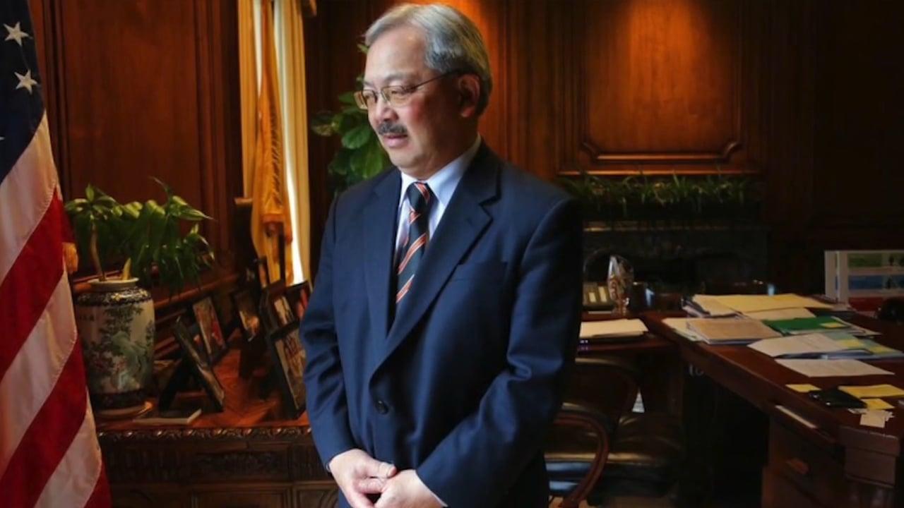 Yuri Kochiyama Lifetime Achievement Honoree 2018 - Mayor Ed Lee